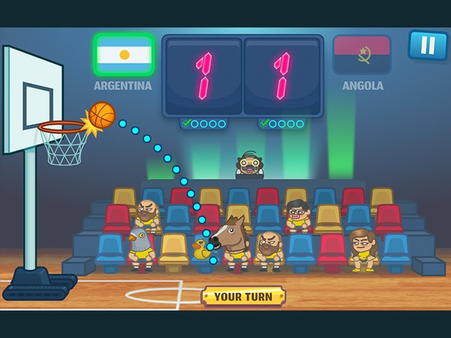 Basket Champs gameplay