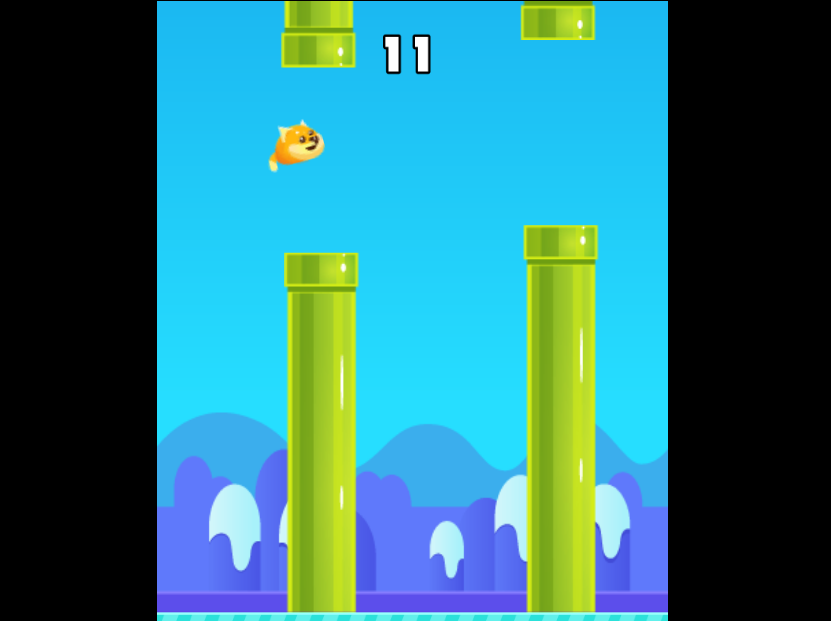 Flappy Wow Gameplay