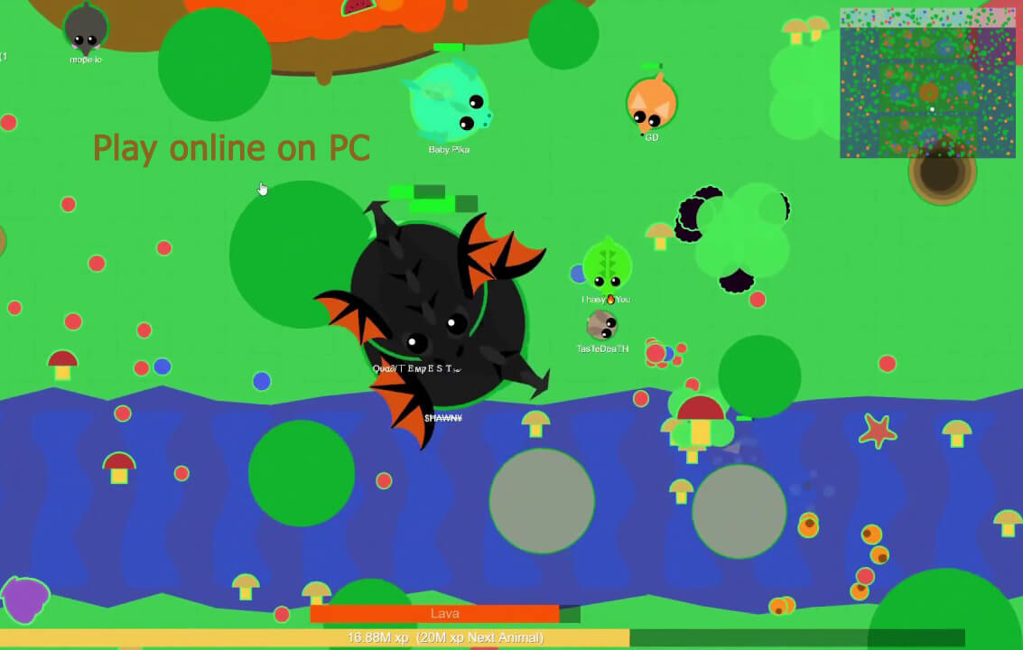 mope.io-online-gameplay