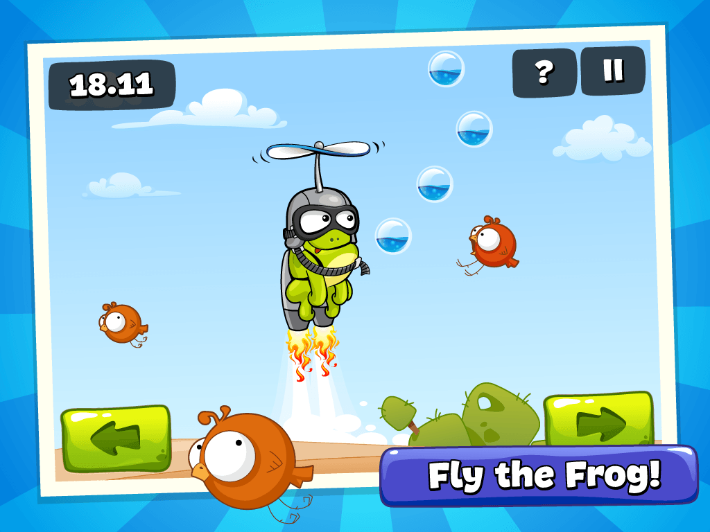 tap-the-frog-fly