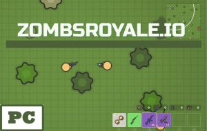 Zombie Royale.io Gameplay