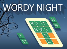 Wordy Night Online Game